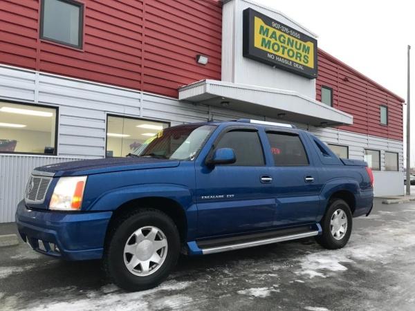 2003 Cadillac Escalade EXT in Wasilla, AK