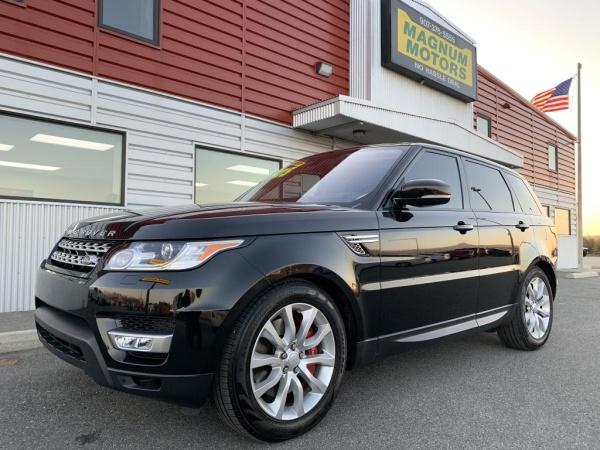 2016 Land Rover Range Rover Sport Range Rover Sport