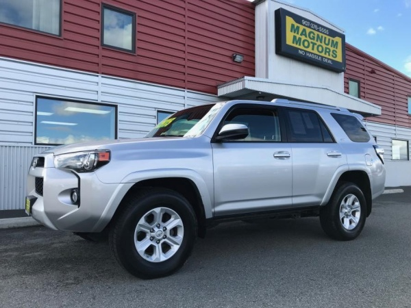 used toyota 4runner for sale in anchorage ak u s news world report. Black Bedroom Furniture Sets. Home Design Ideas