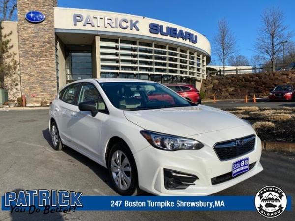 2017 Subaru Impreza in Shrewsbury, MA