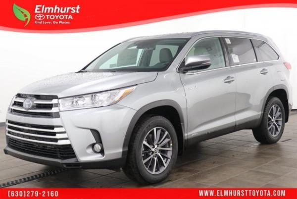 2019 Toyota Highlander in Elmhurst, IL