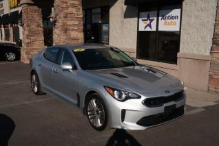 2019 Kia Stinger Prices Reviews Incentives Truecar