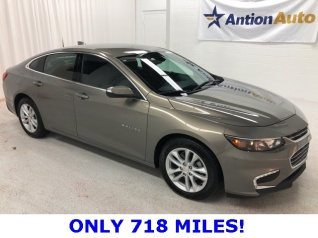 2018 Chevrolet Malibu Lt With 1lt For In Bountiful Ut
