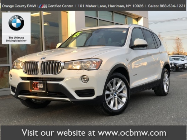 2015 BMW X3 in Harriman, NY