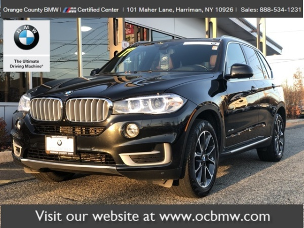 2017 BMW X5 in Harriman, NY