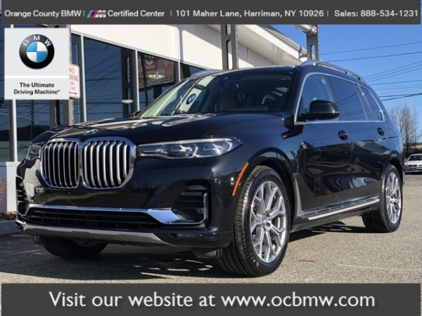2019 BMW X7 in Harriman, NY