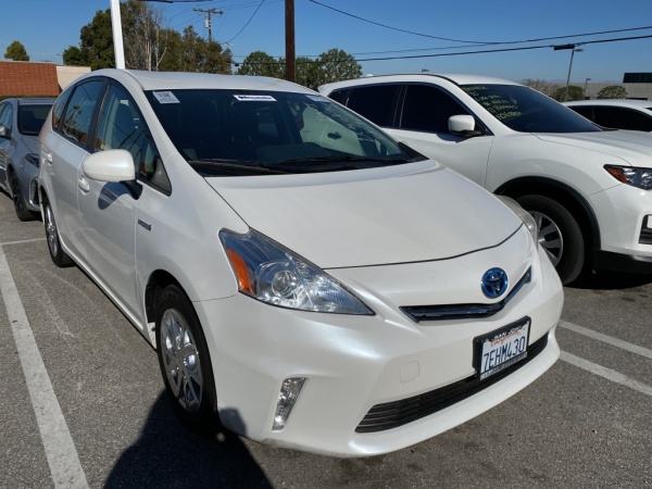 2014 Toyota Prius v in Torrance, CA