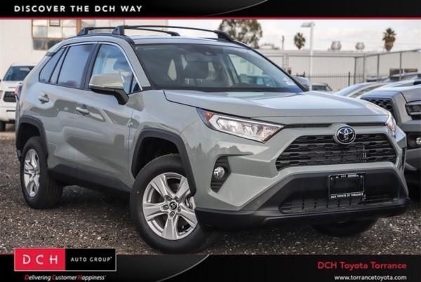 2020 Toyota RAV4 in Torrance, CA