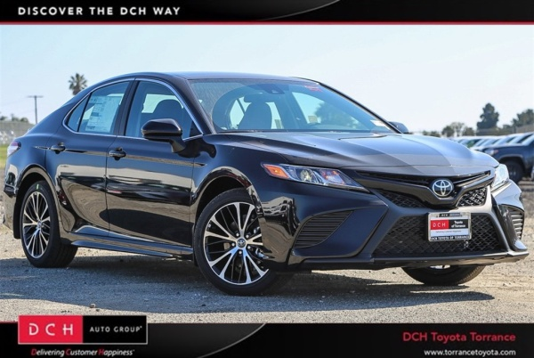 2020 Toyota Camry in Torrance, CA