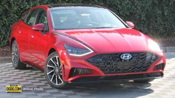 2020 Hyundai Sonata in San Jose, CA