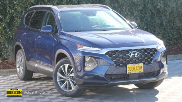 2020 Hyundai Santa Fe in San Jose, CA