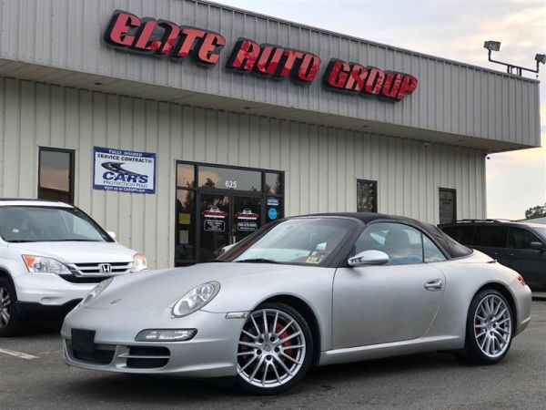 Porsche Dealers In Va >> 2006 Porsche 911 Carrera 4s Cabriolet For Sale In