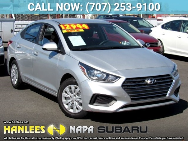 2019 Hyundai Accent in Napa, CA