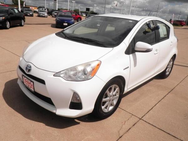 2013 Toyota Prius c in Grimes, IA
