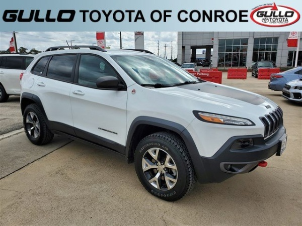 2015 Jeep Cherokee in Conroe, TX