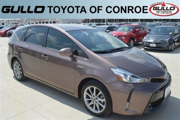 2017 Toyota Prius v in Conroe, TX