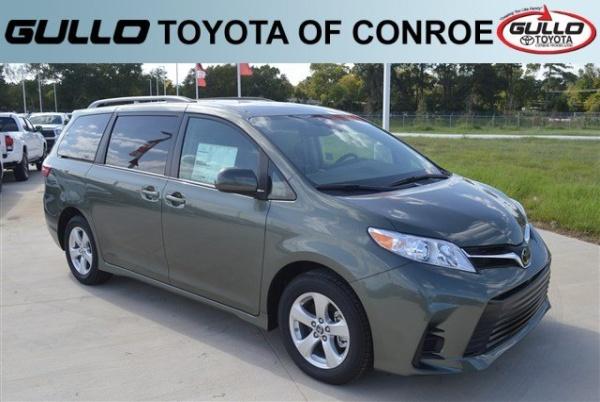 2020 Toyota Sienna in Conroe, TX