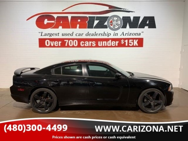 2012 Dodge Charger in Mesa, AZ