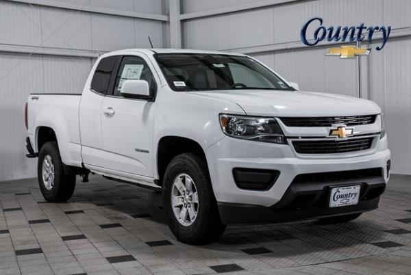 2020 Chevrolet Colorado in Warrenton, VA