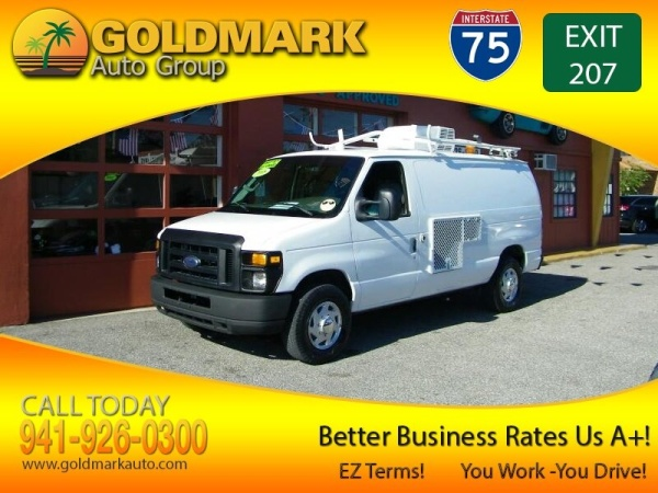 2008 Ford E-Series Van E-350 SD