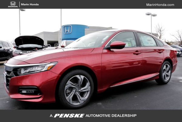 2019 Honda Accord in San Rafael, CA