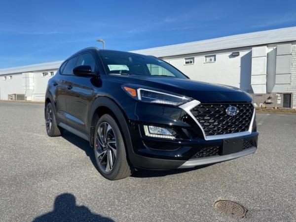2020 Hyundai Tucson in Hyannis, MA