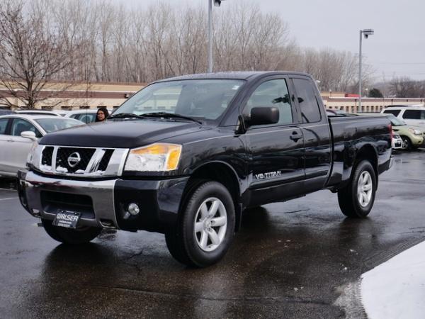 2011 Nissan Titan in Burnsville, MN