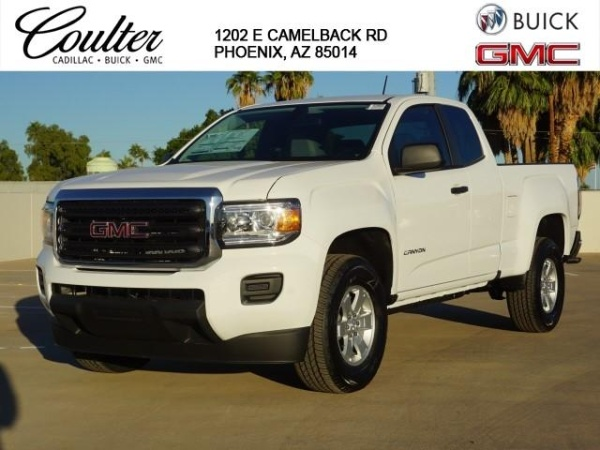 2019 GMC Canyon Extended Cab Standard Box 2WD