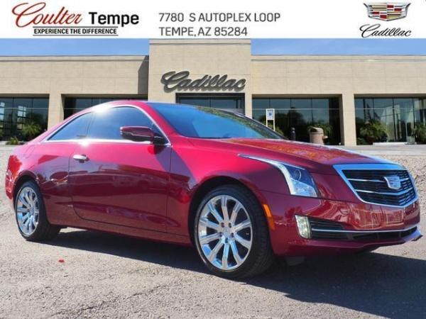 2019 Cadillac ATS Premium Luxury