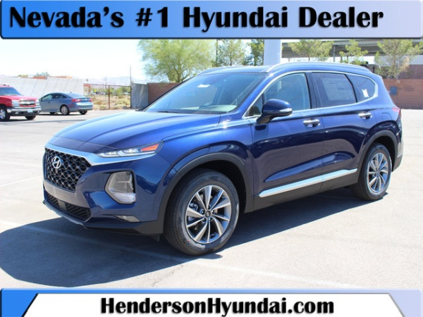 2019 Hyundai Santa Fe Ultimate