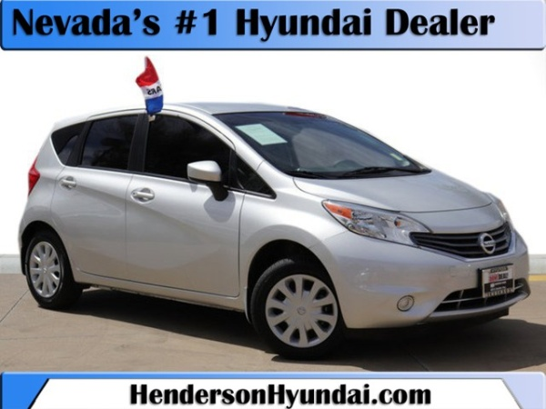 2015 Nissan Versa in Henderson, NV