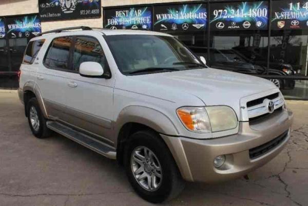2005 Toyota Sequoia In Dallas, TX