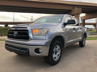 used 2010 toyota tundra crewmax 5 5' bed flex fuel 5 7l v8 4wd for sale