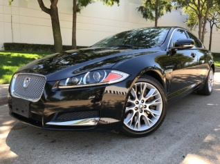 Used 2013 Jaguar XF V6 RWD For Sale In Dallas, TX