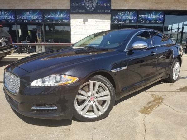2014 Jaguar XJ Supercharged $21,990 Dallas, TX