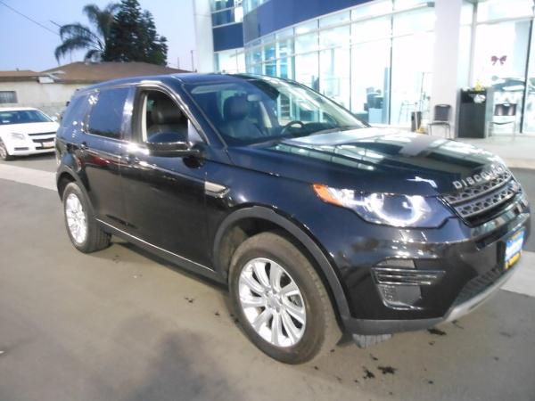 2016 Land Rover Discovery Sport in Hawthorne, CA