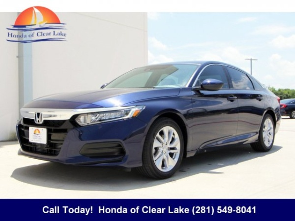 2019 Honda Accord in League City, TX