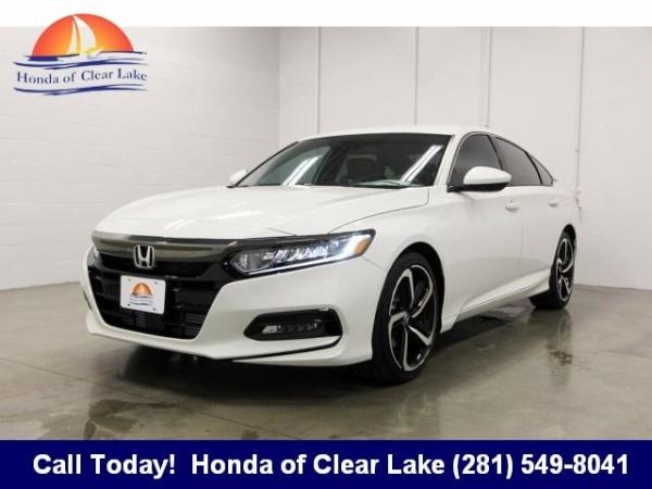 2020 Honda Accord in League City, TX