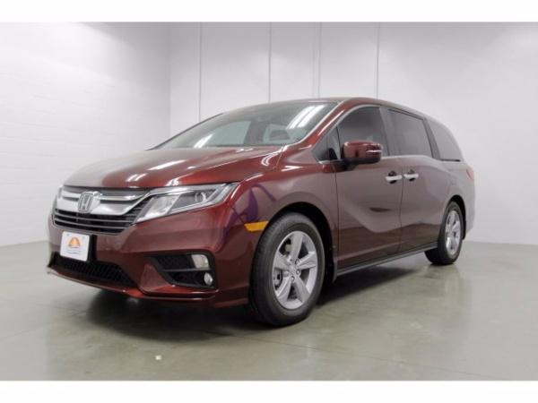 2020 Honda Odyssey in League City, TX