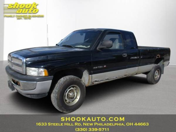 2001 Dodge Ram 1500 Base
