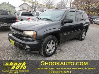 Used Chevrolet TrailBlazer for Sale in Akron, OH | 4 Used