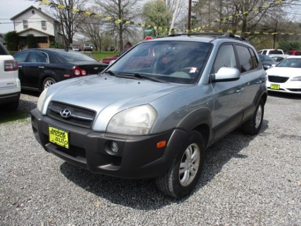 2007 Hyundai Tucson in New Philadelphia, OH