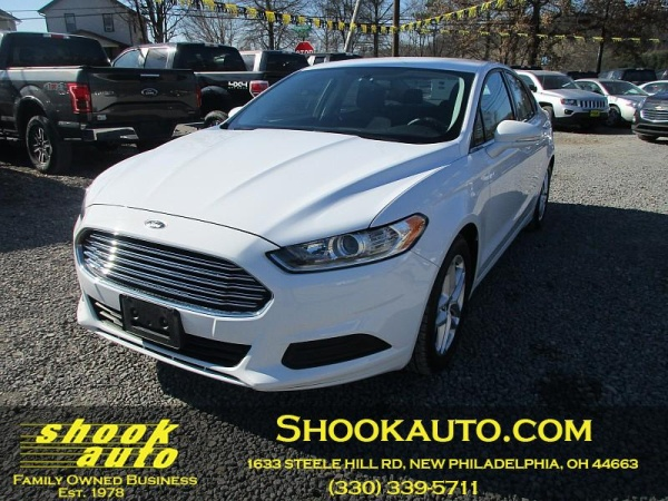 2016 Ford Fusion In New Philadelphia Oh