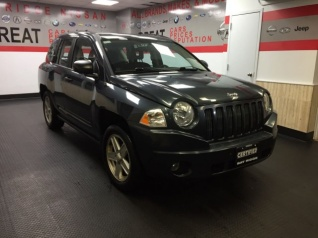 Used 2008 Jeep Compass Sport FWD For Sale In Brooklyn, NY