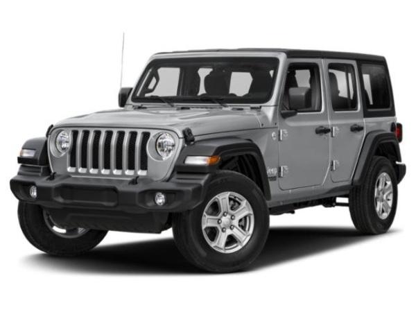 2020 Jeep Wrangler in Houston, TX