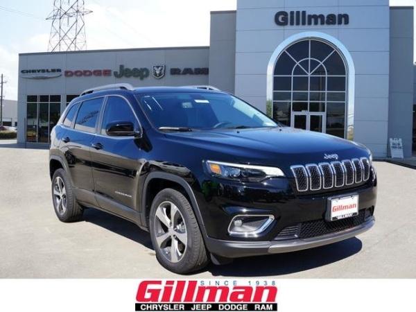 2020 Jeep Cherokee in Houston, TX