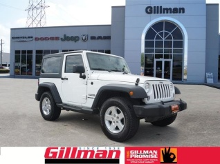 Used 2015 Jeep Wrangler Sport For Sale In Houston, TX