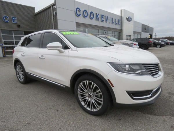 2016 Lincoln MKX in Cookeville, TN