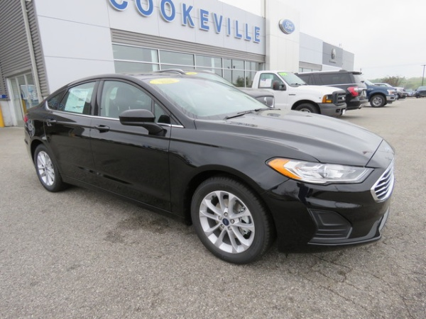 2020 Ford Fusion in Cookeville, TN
