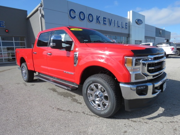2020 Ford Super Duty F-350 in Cookeville, TN